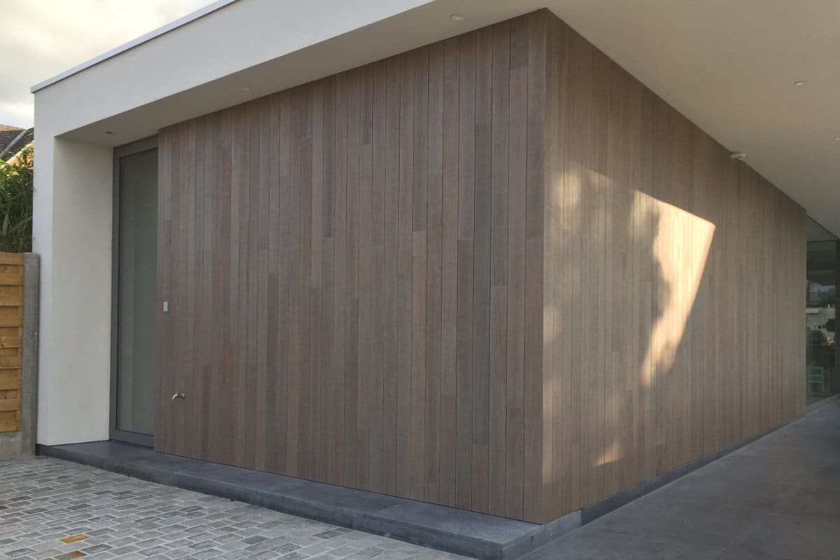 Voorkeur Houten gevelbekleding: voor- en nadelen, geschikte houtsoorten  SC92